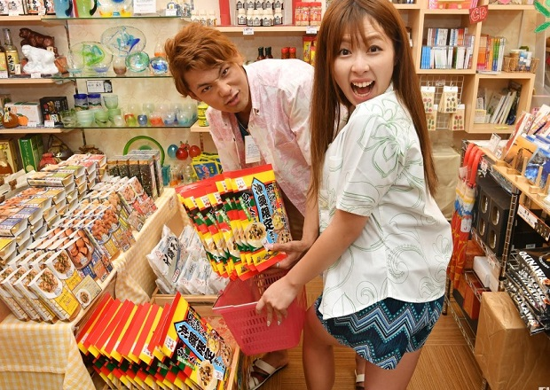 JAPANKURUコンテンツを活用した外国人向け販売促進のためのPOP制作