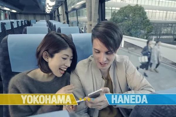 訪日外国人向けプロモーション動画制作  (羽田空港にて放映中)