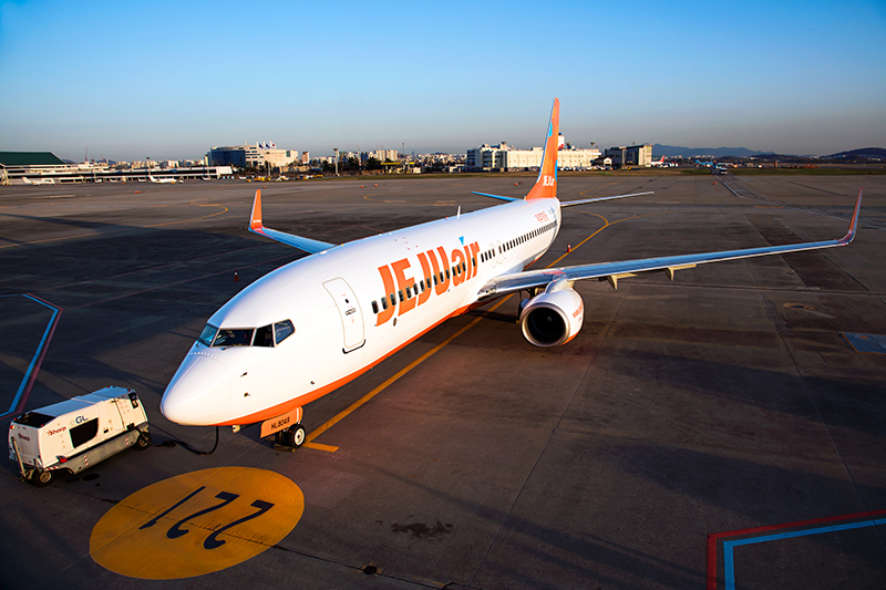 JEJU air  www.jejuair.net 2018.7.26