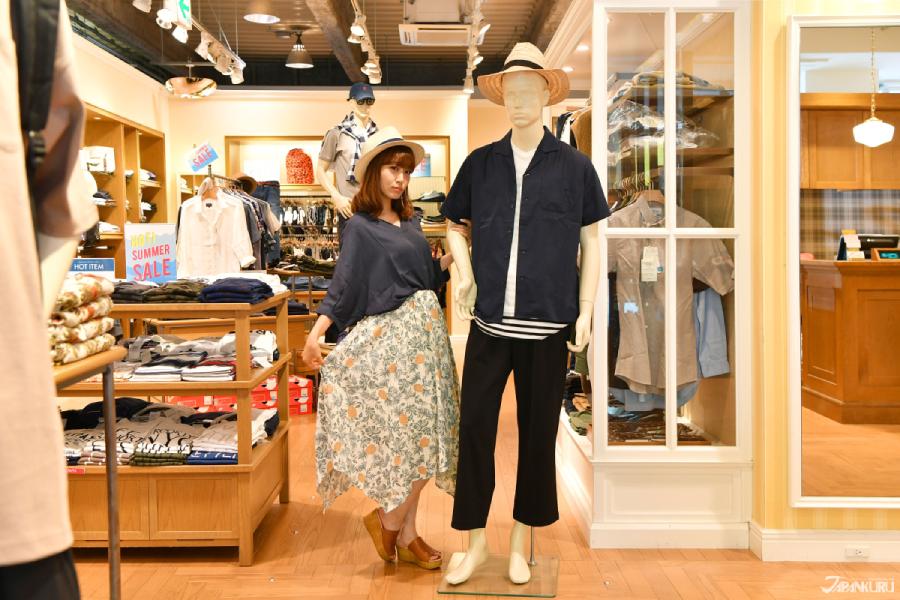 アパレル|日本のファッション発信基地「セレクトショップ」のインバウンドPR事例