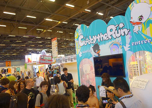 フランスパリ JAPAN EXPOプロジェクト