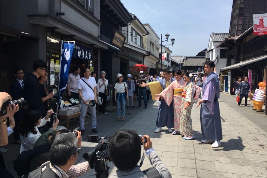 タイ観光客誘致への取り組み、埼玉県様と西武鉄道様連携事業